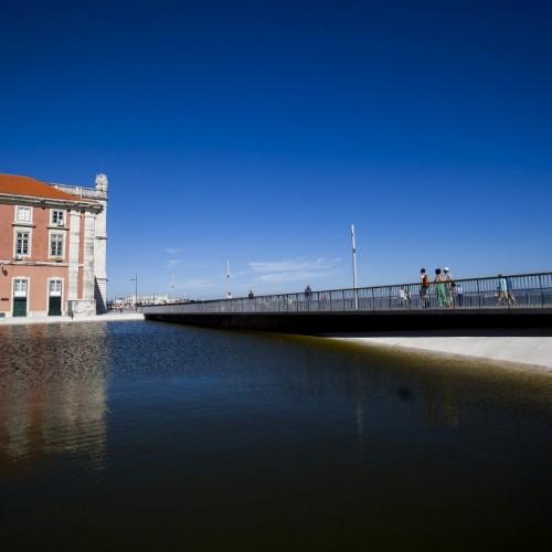 Doca da Ribeira das Naus - Lisboa